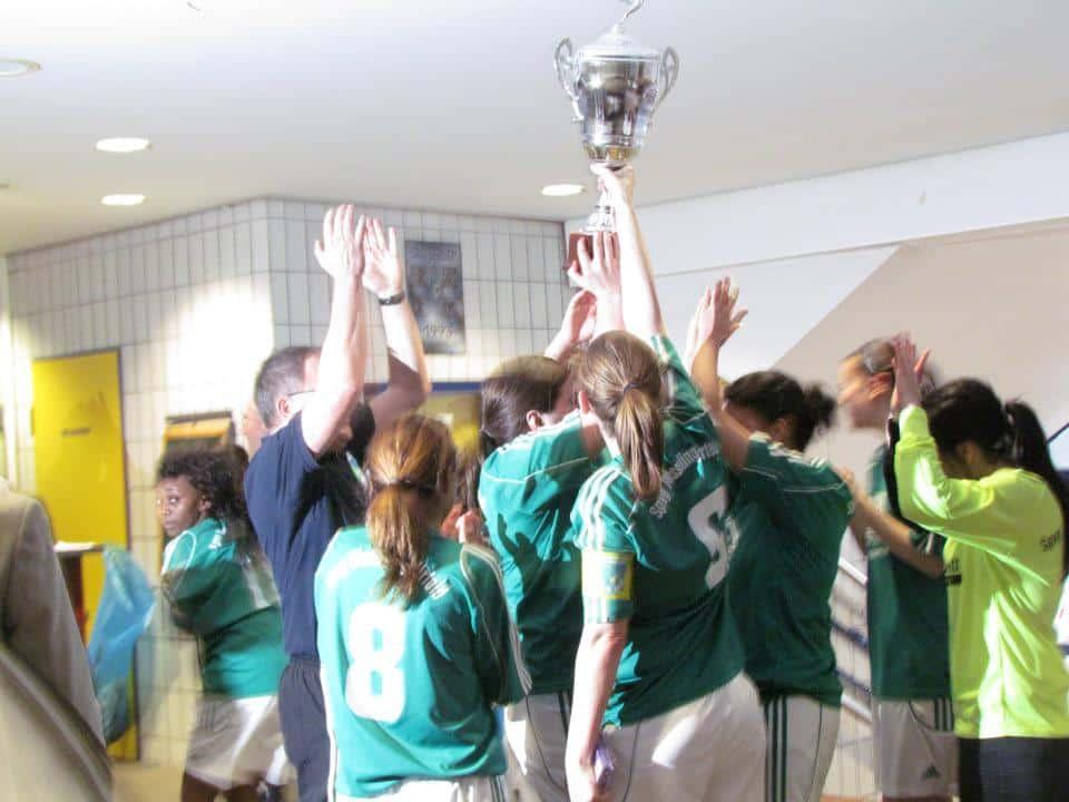Sieg bei Hallenkreismeisterschaft